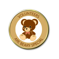 Volunteers Are Beary Special