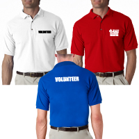 Volunteer Polo Shirt
