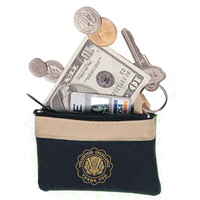 Volunteer Coin Purse w/ Key ring