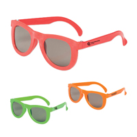 Neon Kids Sunglasses