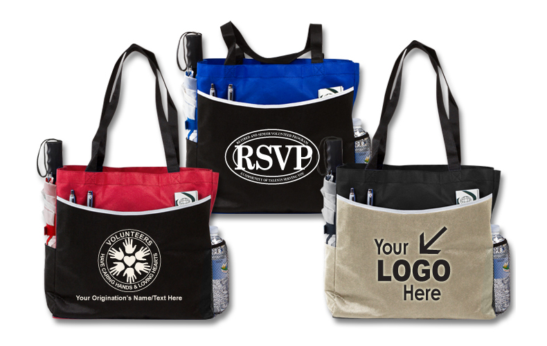 """Conference Pro"" Deluxe Tote LOADED WITH FEATURES"