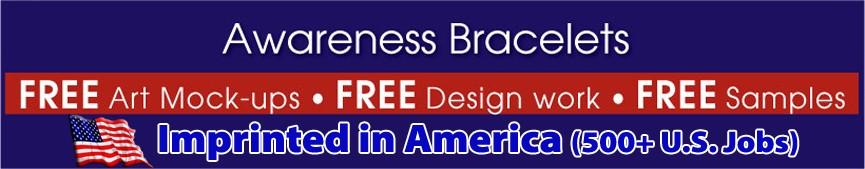 Awareness Bracelets