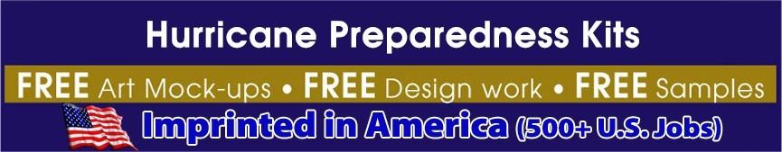 Hurricane Preparedness Kits